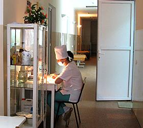 Воспитанники интерната в Псковской области направлены в больницу с отравлением.