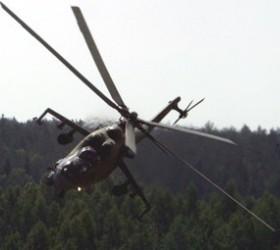 Крушение вертолета в Белоруссии