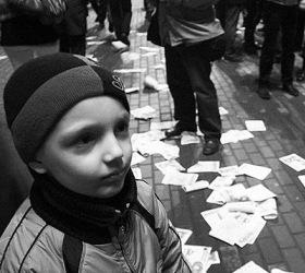 Задержание шестилетнего Ивана Аксенова признано законным
