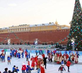 Из-за всероссийской елки в столице ограничат движение