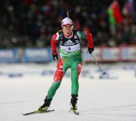 Россияне опять без биатлонных медалей