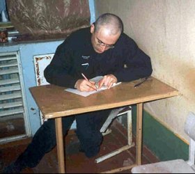 Выговор Ходорковскому отменен