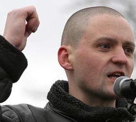 Очередной арест оппозиционера Сергея Удальцова