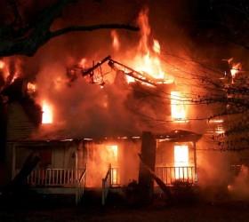 В Подмосковье в огне погибло 6 человек