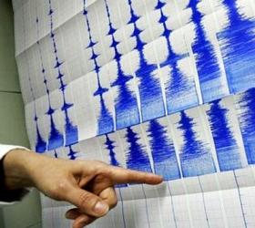 Землетрясение в Туве