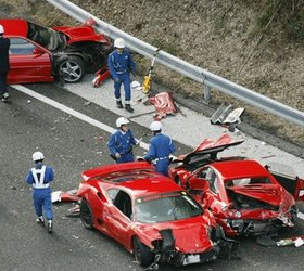 ДТП на 2 миллиона долларов произошло в Японии