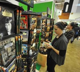 В Москве открылась крупнейшая ярмарка интеллектуальной литературы.