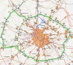 Москва расширяет свои границы