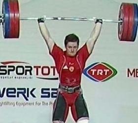 Два мировых рекорда установила россиянка Наталья Заболотная.
