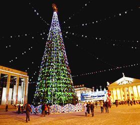 Московские власти приготовили горожанам большую новогоднюю программу