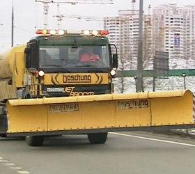 Москву ожидает сильный снегопад