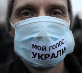 На митинг в Перми с деревянным ножом
