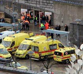 Число пострадавших в Льеже достигло 123 человек