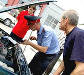 Гаишники больше не будут проверять талон техосмотра у автомобилистов