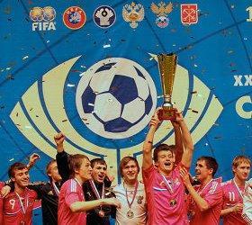 Кубок Содружества выиграла российская сборная