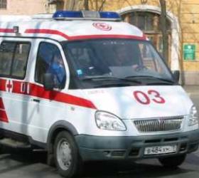 Авария в Москве, есть пострадавшие.