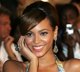 Известная американская певица Бейонсе родила дочь.