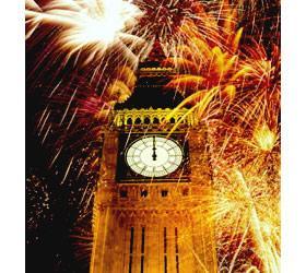 Рождество и Новый год в Англии