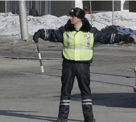 В Москве в аварию попал американский дипломат.