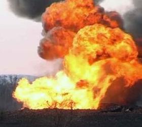 В республике Дагестан при взрыве пострадали полицейские.