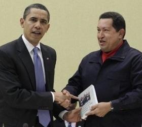 Уго Чавес хочет пожать руку Бараку Обаме