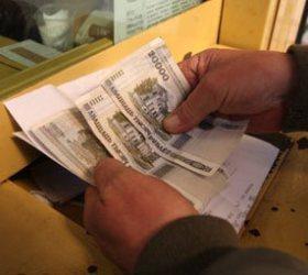 Инфляция за 2011 год в Белоруссии превысила сто процентов
