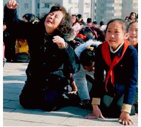 В КНДР могут попасть за решетку те, кто недостаточно плакал над смертью Ким Чен Ира