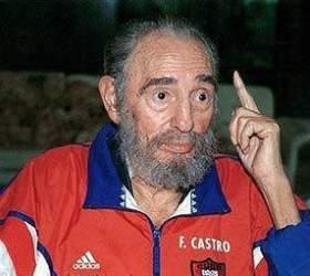 Фидель Кастро представил cвои мемуары