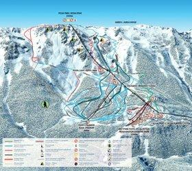 В Сочи стартовали тестовые горнолыжные соревнования