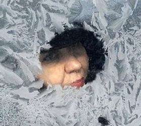 Более двухсот россиян погибли от морозов.