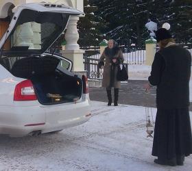 Десять заповедей православного водителя