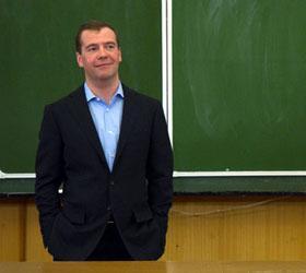 Дмитрий Медведев проедет встречу с лидерами несистемных партий