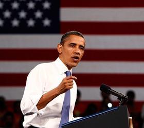 Барак Обама обвиняет Иран в росте цен на бензин