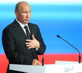 Владимир Путин пообещал решить все социальные проблемы россиян