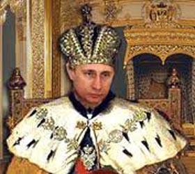 Глава Татарстана призывает голосовать за царя Путина
