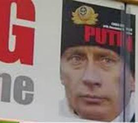 «Pytin is coming»: в Англии вышла биография Путина