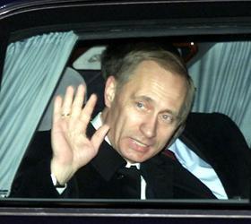 Многочисленные покушения не пугают Владимира Путина