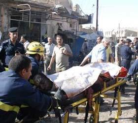 В Багдаде в результате терактов погибли 32 человека