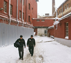 В Бутырке погибли двое заключённых