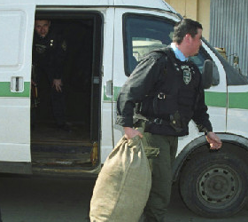 В Москве ограблены инкассаторы