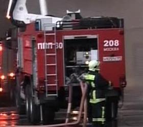 В Перми загорелось общежитие. Есть жертвы