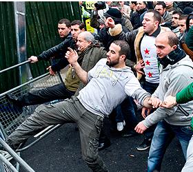 В столице Ливии напали на российское посольство.