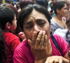Землетрясение в Перу, количество жертв возросло.