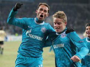 Дубль Широкова и гол Семака принесли победу «Зениту» в матче с «Бенфикой»