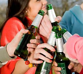В Госдуму внесен законопроект, запрещающий  употреблять алкоголь до 21 года