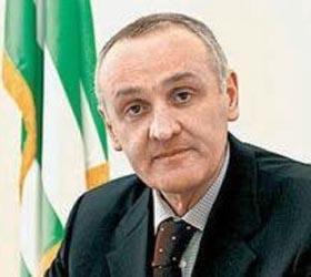 На президента Абхазии совершенно покушение.