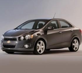 Стоимость обновленного Chevrolet Aveo будет начинатся от 444 тысяч рублей