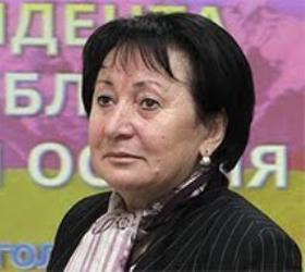 Алла Джиоева попала в больницу за день до инаугурации