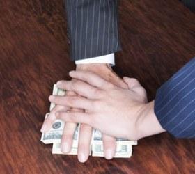 Штраф 1 млн. рублей за взятку