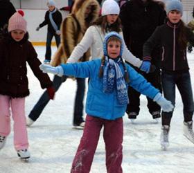 В Москве открываются «православные» катки